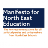 Schools North East launches Manifesto for North East Education