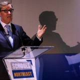 North East Challenge endorsed by 'poverty Tsar' Alan Milburn