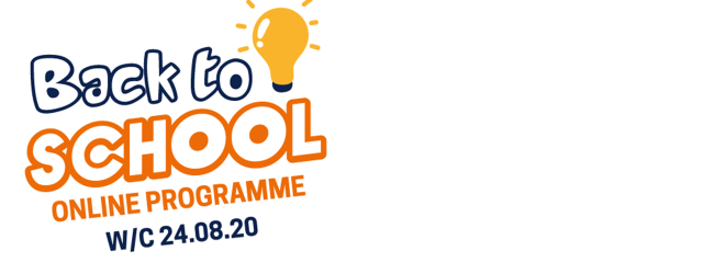 Back to School Online Programme