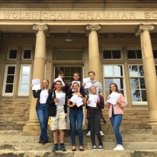 Wolsingham students GCSE results