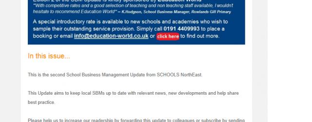 NEW: SBM Update...