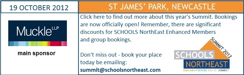 Summit 2012 - book now