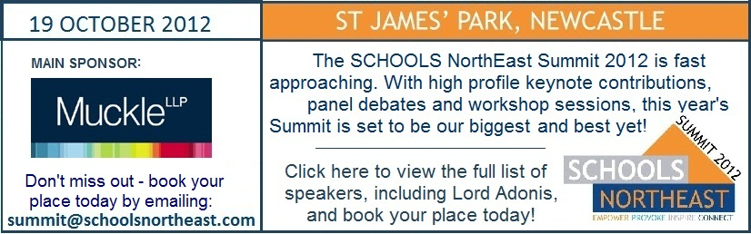 SCHOOLS NorthEast Summit 2012